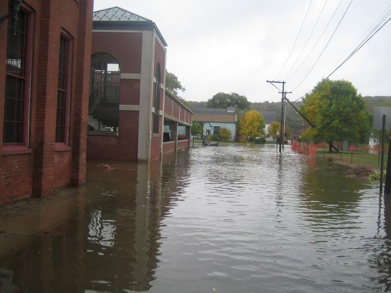 Boatflood