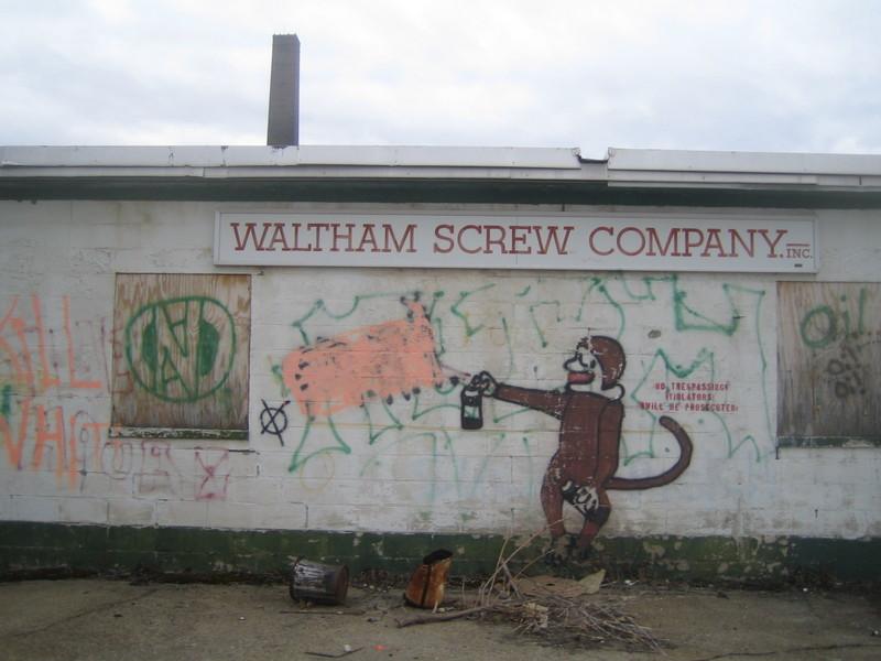 Walthamscrew